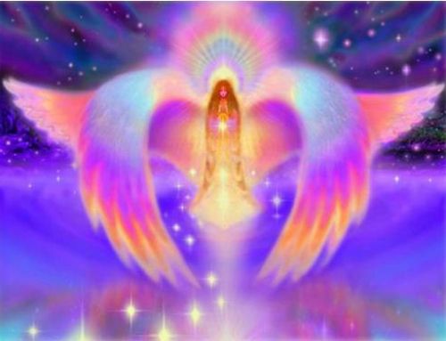 Blessing of Peace from David, Archangel of Unification